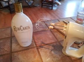 jb rum chata bottle beater